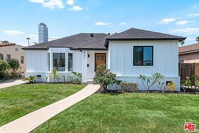 3883 Cherrywood Avenue, Los Angeles, CA 90008 - MLS#: 21776852