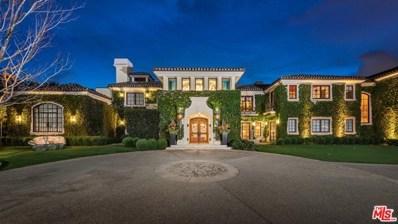 2505 Summitridge Drive, Beverly Hills, CA 90210 - MLS#: 21778610