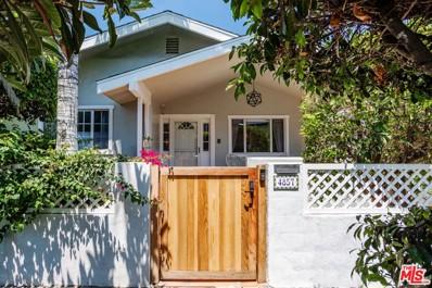 4857 Clinton Street, Los Angeles, CA 90004 - MLS#: 21779658