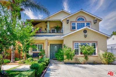 6619 Babcock Avenue, North Hollywood, CA 91606 - MLS#: 21781118