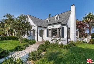 1136 S Burnside Avenue, Los Angeles, CA 90019 - MLS#: 21781428