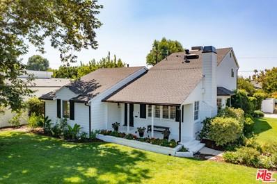4961 Stern Avenue, Sherman Oaks, CA 91423 - MLS#: 21781494