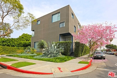7917 Willoughby Avenue UNIT 3, West Hollywood, CA 90046 - MLS#: 21785252