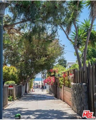 23 Sunset Avenue, Venice, CA 90291 - MLS#: 21786362