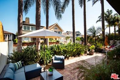 41 Sunset Avenue UNIT 103, Venice, CA 90291 - MLS#: 21786470