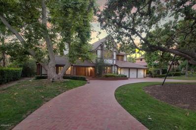 1707 Shetland Place, Westlake Village, CA 91362 - MLS#: 218000004
