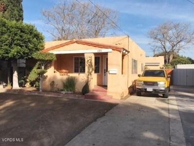 135 Center Street, Ventura, CA 93001 - MLS#: 218000006