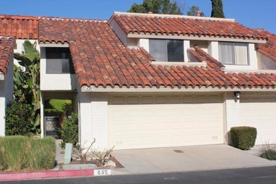 635 Valley Oak Lane, Newbury Park, CA 91320 - MLS#: 218000030