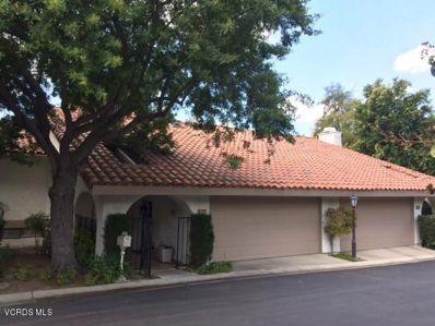 637 Arroyo Oaks Drive, Westlake Village, CA 91362 - MLS#: 218000032