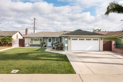 4510 G Street, Oxnard, CA 93033 - MLS#: 218000067