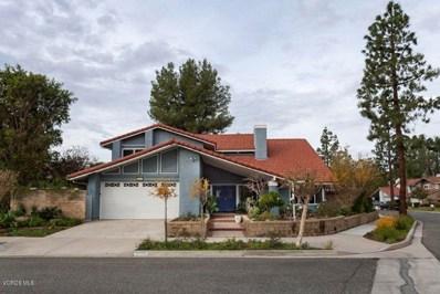 2859 Inyo Circle, Simi Valley, CA 93063 - MLS#: 218000104