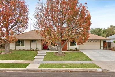 1058 Jay Avenue, Camarillo, CA 93010 - MLS#: 218000136