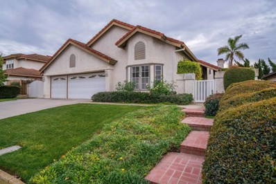 2698 Amber Drive, Camarillo, CA 93010 - MLS#: 218000201