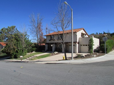 256 Poplar Crest Avenue, Thousand Oaks, CA 91320 - MLS#: 218000220