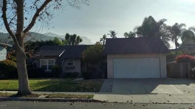 3552 Erinlea Avenue, Newbury Park, CA 91320 - MLS#: 218000256