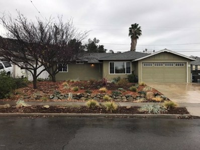 430 Monte Via, Oak View, CA 93022 - MLS#: 218000288