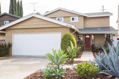 19706 Blythe Street, Winnetka, CA 91306 - MLS#: 218000341