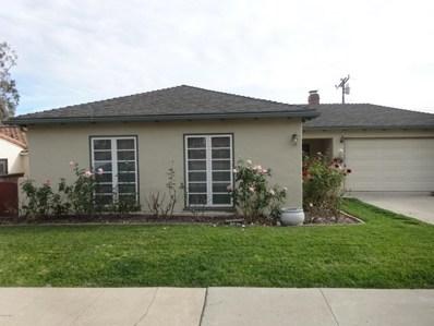 978 Loma Vista Place, Santa Paula, CA 93060 - MLS#: 218000387