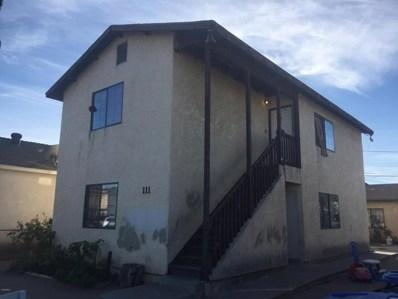 111 Grant Avenue, Oxnard, CA 93030 - MLS#: 218000457