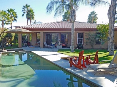 47105 Via Antibes, La Quinta, CA 92253 - MLS#: 218000482DA