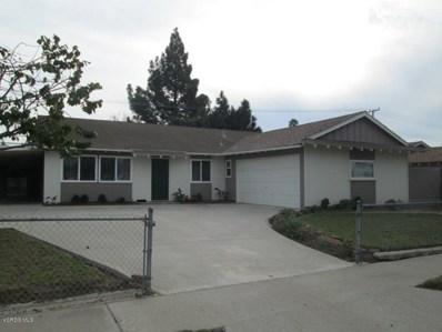2842 Dumetz Street, Camarillo, CA 93010 - MLS#: 218000515