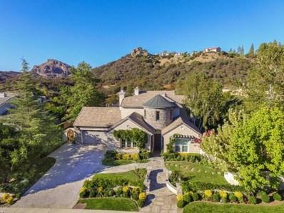 1561 Sycamore Canyon Drive, Westlake Village, CA 91361 - MLS#: 218000517