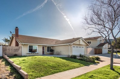 1906 Christine Avenue, Simi Valley, CA 93063 - MLS#: 218000529