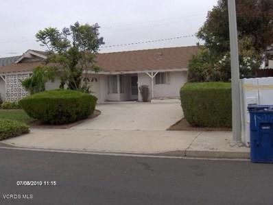 1493 Loma Drive, Camarillo, CA 93010 - MLS#: 218000572