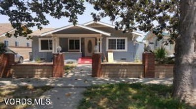 429 Magnolia Avenue, Oxnard, CA 93030 - MLS#: 218000594
