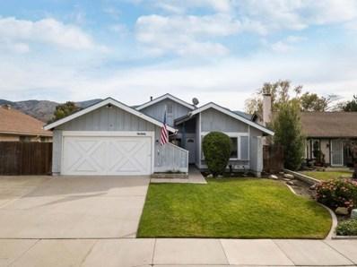 6186 Calle Bodega, Camarillo, CA 93012 - MLS#: 218000625