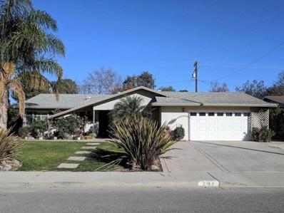 2160 Marco Drive, Camarillo, CA 93010 - MLS#: 218000730
