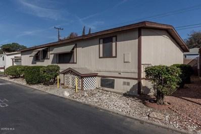 720 Santa Maria Street UNIT 37, Santa Paula, CA 93060 - MLS#: 218000748