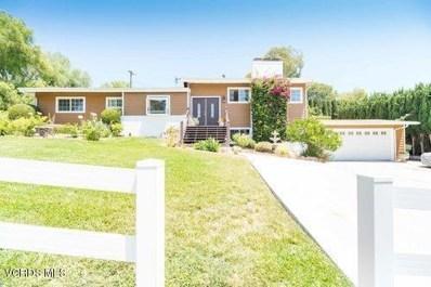 306 Encino Vista Drive, Thousand Oaks, CA 91362 - MLS#: 218000754