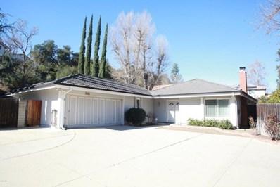 929 Triunfo Canyon Road, Westlake Village, CA 91361 - MLS#: 218000813