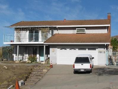 5505 Topa Topa Drive, Ventura, CA 93003 - MLS#: 218000847
