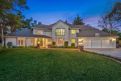 1718 Shetland Place, Westlake Village, CA 91362 - MLS#: 218000858