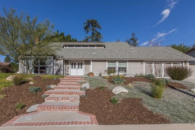 2233 Hood Drive, Thousand Oaks, CA 91362 - MLS#: 218000871