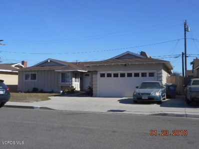 3240 Circle Drive, Oxnard, CA 93033 - MLS#: 218000882