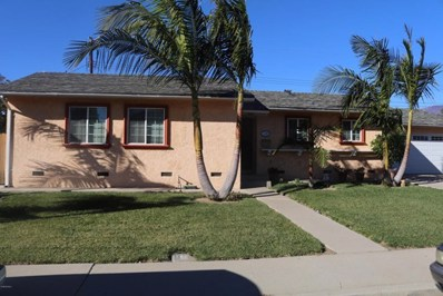 229 Eliot Street, Santa Paula, CA 93060 - MLS#: 218000990