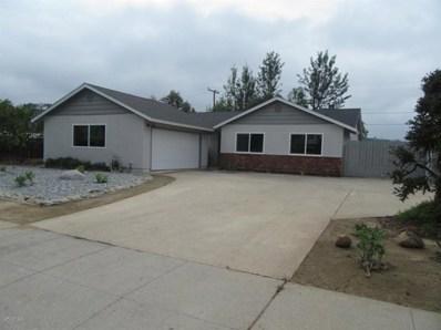 1014 Woodland Avenue, Ojai, CA 93023 - MLS#: 218001024