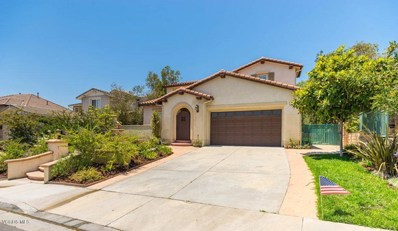 3517 Sweetgrass Avenue, Simi Valley, CA 93065 - MLS#: 218001032