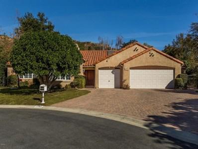 1763 Red Rock Court, Westlake Village, CA 91362 - MLS#: 218001059
