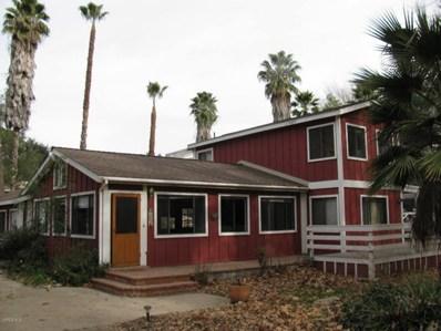 7922 Santa Ana Road, Ventura, CA 93001 - MLS#: 218001081
