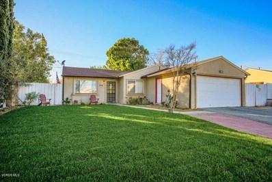2331 Lupin Street, Simi Valley, CA 93065 - MLS#: 218001098
