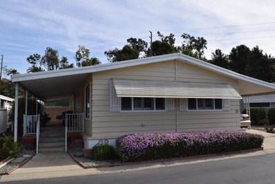 73 Caleta Drive UNIT 163, Camarillo, CA 93012 - MLS#: 218001270