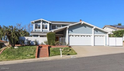 877 Lindawood Street, Newbury Park, CA 91320 - MLS#: 218001415
