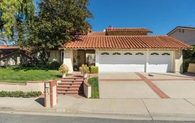 940 Ranch House Road, Westlake Village, CA 91361 - MLS#: 218001452