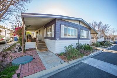 15750 Arroyo Drive UNIT 64, Moorpark, CA 93021 - MLS#: 218001463