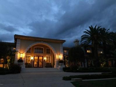25187 Jim Bridger Road, Hidden Hills, CA 91302 - MLS#: 218001471