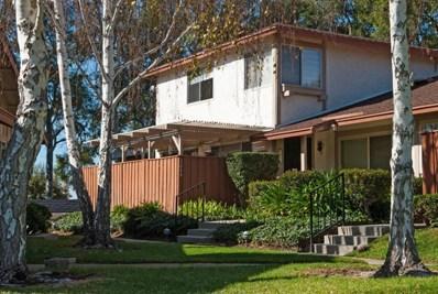 1646 Orinda Court, Thousand Oaks, CA 91362 - MLS#: 218001545
